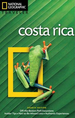 National Geographic Traveler Costa Rica By Baker, Christopher P.
